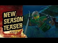 Ninjago Season 3 Sneak Peek - The Island - LEGO Family Entertainment