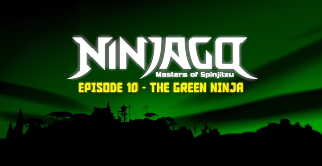 Зелёный ниндзя (эпизод)