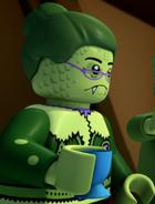 Snake Edna
