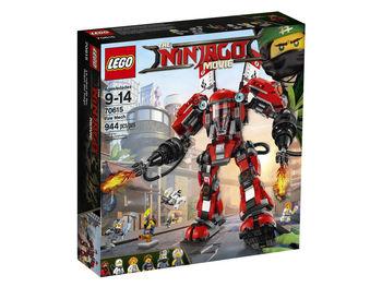 70615 Огненный робот Кая