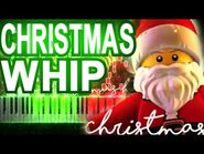LEGO Ninjago CHRISTMAS WHIP by TheFold - Synthesia Piano Tutorial