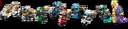 71756 Hydro Bounty Minifigures 2