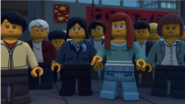 People of Ninjago City