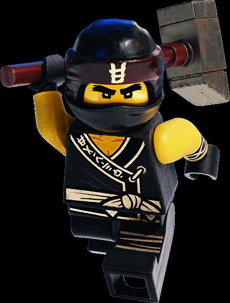 Cole (The LEGO Ninjago Movie)