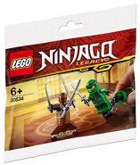 30534 Ninja Workout Polybag