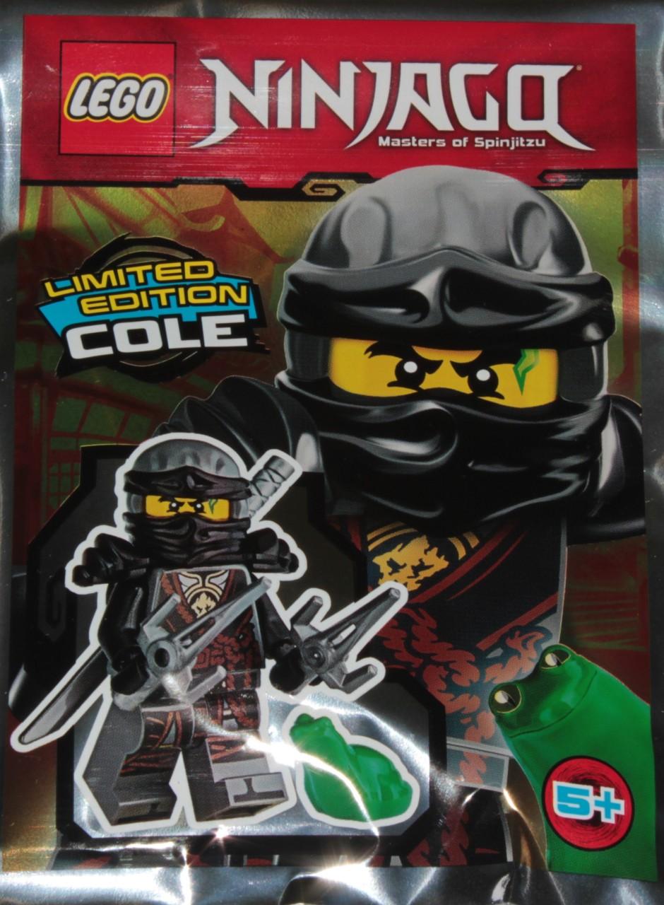 891727 Cole Foil Pack