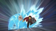 The mechanic water anime