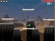 Level 2 of Rise of the Nindroids 11