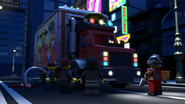 Noodle Truck of Crime show