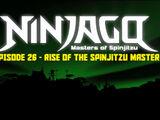 Rise of the Spinjitzu Master