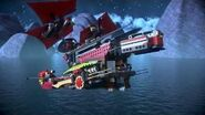 Final Flight of Destiny's Bounty - Lego Ninjago - 70738