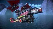 Final Flight of Destiny's Bounty - Lego Ninjago - 70738