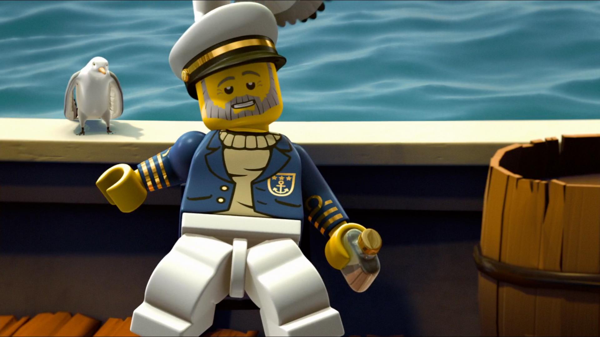 Капитан корабля