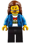 Movie Nancy Minifigure