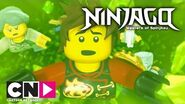 Ninjago Escaping The Djinn Blade Cartoon Network