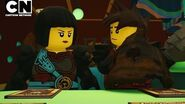 Ninjago Nya and Kai Uncover the Truth! Cartoon Network