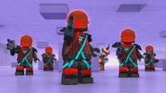 Красные визоры