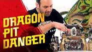 Let the Dragons Loose - Dragon Pit – LEGO NINJAGO – 70655 Designer Video