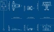71703 Storm Fighter Battle Dimensions