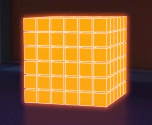 Energy Cubes