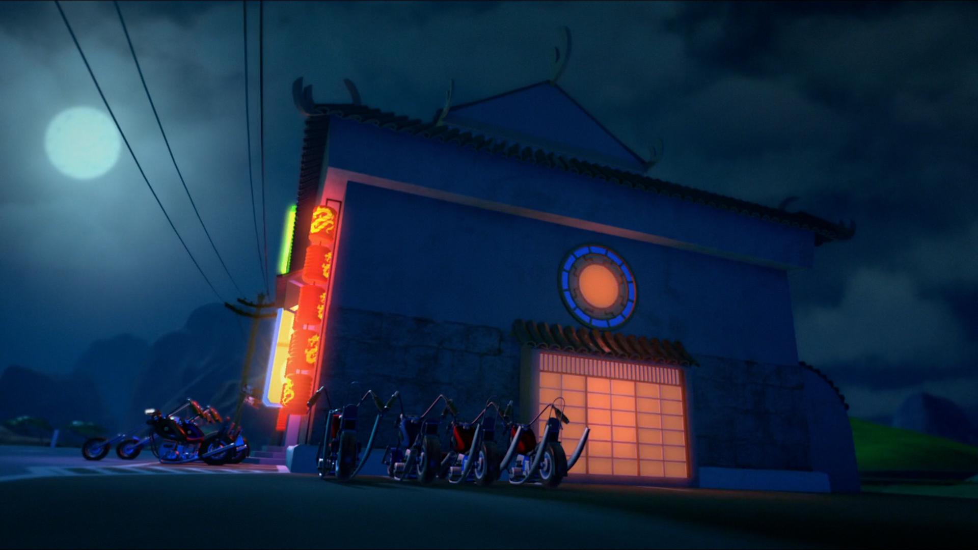Biker Tavern