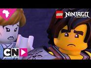 Ninjago - Underneath The Mountain - Cartoon Network Africa