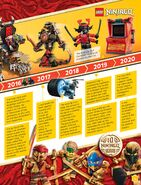 Ten years timeline page 2