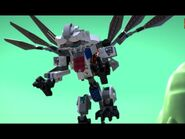 Titanium Dragon - LEGO Ninjago - 70748 - Product Animation