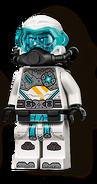 Scuba Zane Minifigure 2