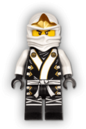 Elemental Zane Minifigure