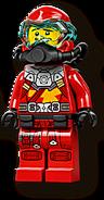 Scuba Kai Minifigure 2