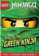 Rise of the Green Ninja