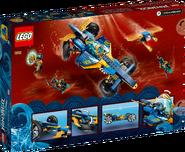 71752 Ninja Sub Speeder Box Backside