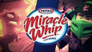 LEGO NINJAGO Miracle Whip (the lost whip)