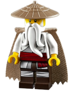 Summer 2019 Master Wu Minifigure 2