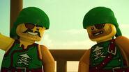 The Tall Tale of Sqiffy & Bucko - LEGO Ninjago Sky Pirates - Mini Movie