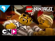Ninja Behind Bars - Ninjago- Masters of Spinjitzu - Cartoon Network