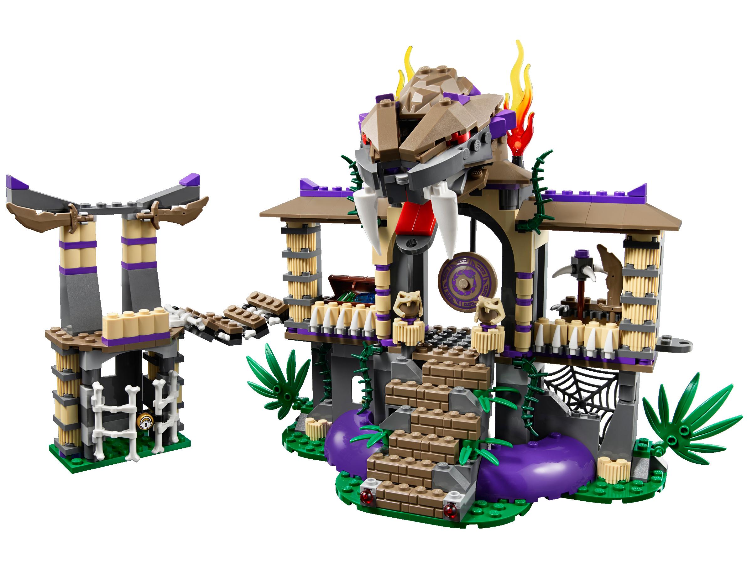 70749 Храм клана Анакондрай