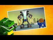Ninjago-Ultra Agents - LEGO Club Show - Combo Mambo