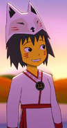 Akita anime hat