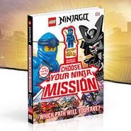 Choose Your Ninja Mission-1