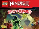 Day of the Departed (book)
