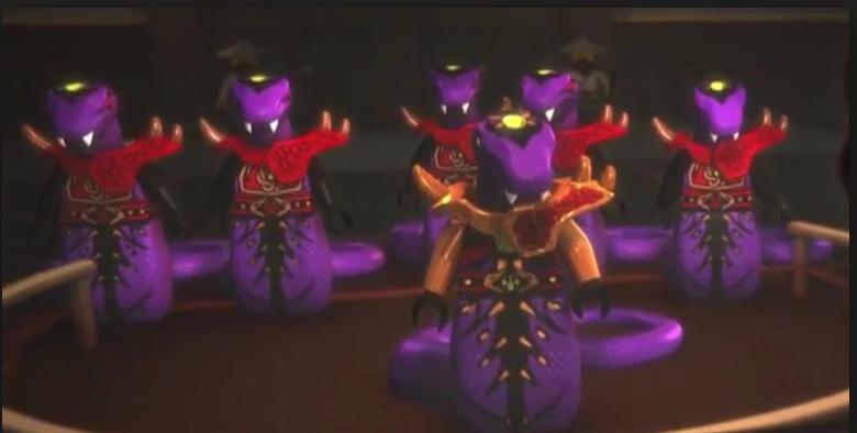 Anacondrai Generals