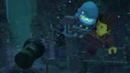 """Ninjago–Assault on Ninjago City–4'05"""""""