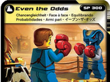 Card 91 - Even the Odds