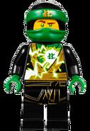 Spinjitzu Master Lloyd Minifigure