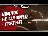 LEGO NINJAGO LEGACY shorts - Reimagined - Trailer