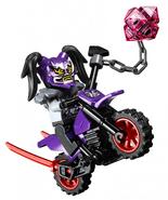 70641 Ninja Nightcrawler 5