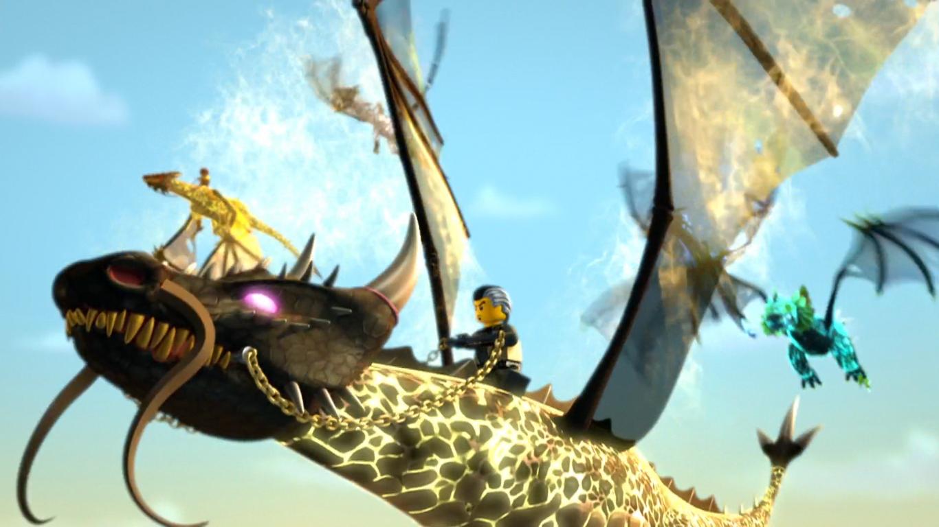 Elemental Mind Dragon