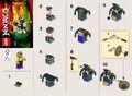 30291 Anacondrai battle mech Instructions 1